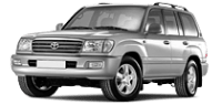 Toyota Land Cruiser 100 98-08