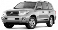 Toyota Land Cruiser 200  2007--