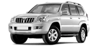 Toyota Land Cruiser Prado 120  04-10
