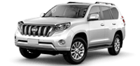 Toyota Land Cruiser Prado 150  2009--